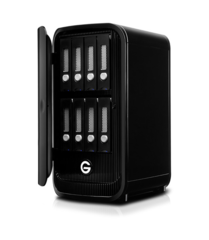 G-Technology 80TB G-SPEED Studio XL with Thunderbolt 2