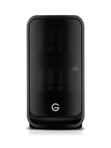 G-Technology 60TB G-SPEED Studio XLThunderbolt 2 w/ ev Series Drives