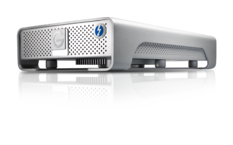 ​G-Technology 8TB G-DRIVE with Thunderbolt