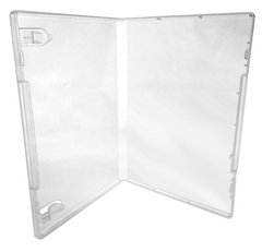 14mm Clear Storage Cases for Rubber Stamps (No Hub)