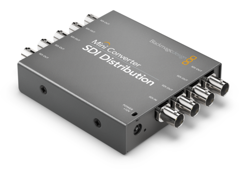 Blackmagic Design Mini Converter SDI Distribution - CONVMSDIDA