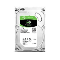 "Seagate 2TB BarraCuda 3.5"" Hard Drive"