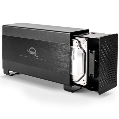 OWC  2TB Mercury Elite Pro Dual Thunderbolt RAID Array
