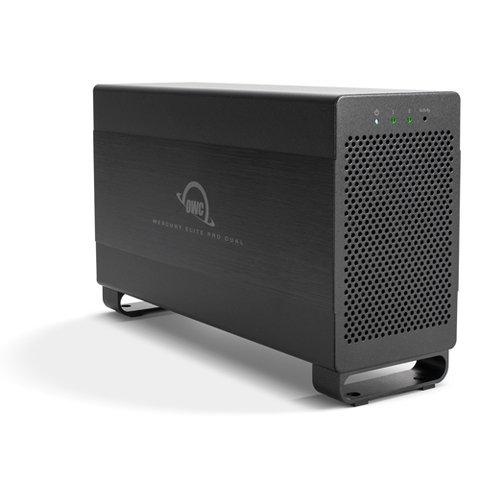 OWC 12TB Mercury Elite Pro Dual RAID