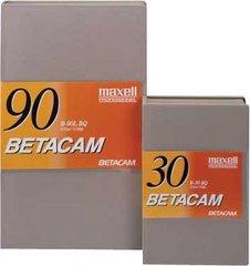 Maxell Betacam B-60LBQ