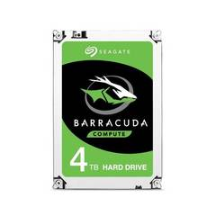 "Seagate 4TB BarraCuda 3.5"" Internal HDD"