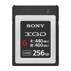 Sony 256GB XQD Memory Card G Series - QDG256E/J