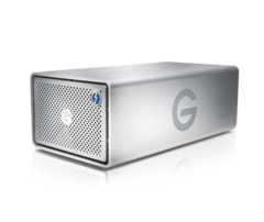 G-Technology 8TB G-RAID with Thunderbolt 3