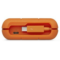 LaCie 2TB Rugged Thunderbolt USB-C
