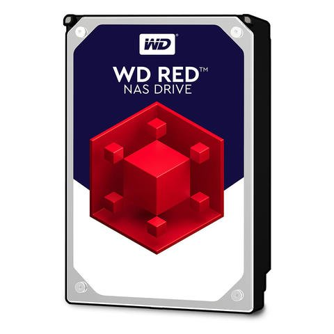 Western Digital RED NAS 4TB Hard Drive - WD40EFRX