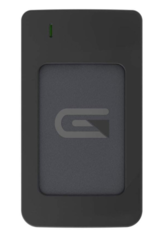 Glyph 1TB AtomRAID SSD, USB C (3.1, Gen2)/ USB 3.0/Thunderbolt 3, Grey