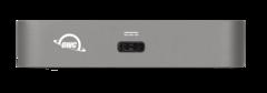 OWC USB-C Travel Dock, Space Gray