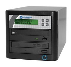 Microboards Quic Disc DVD Duplicator, 1-Bay