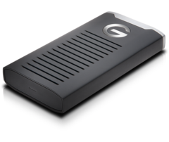 G-Technology 500GB G-DRIVE mobile SSD R-Series