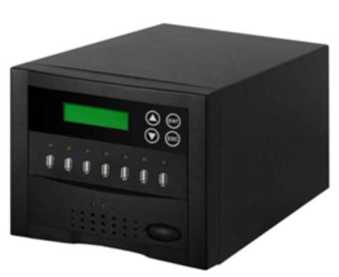 ILY Enterprises Copypal USB Flash Drive Duplicator - 6 Targets CopyPalUSB06T