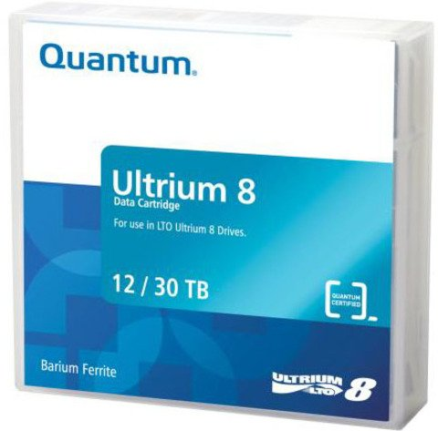 Quantum LTO 8 Tape