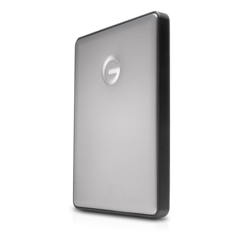 G-Technology 2TB G-DRIVE Mobile USB-C, Space Gray