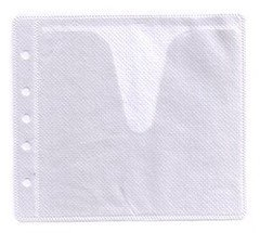Woven Double Disc Binder Sleeve