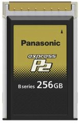 Panasonic 256GB expressP2 Card - AU-XP0256BG 256GB