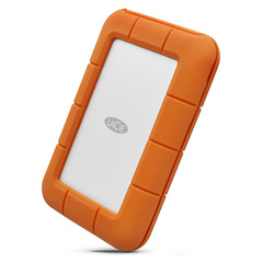 LaCie 4TB Rugged Thunderbolt USB-C