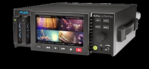 AJA Ki Pro Ultra Plus