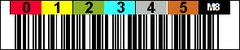 Tri-Optic LTO7 Type M Media  Label
