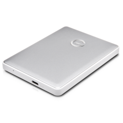 G-Technology 1TB G-Drive Mobile USB-C, Silver