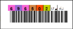 LTO7 Horizontal Label-SL
