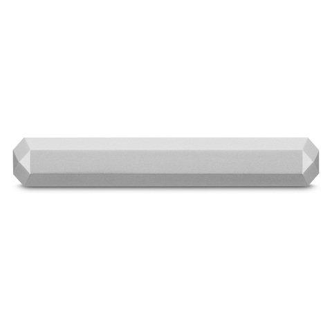 LaCie 1TB Mobile Drive, USB-C - Moon Silver
