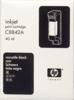 HP Black Ink Cartridge C8842A