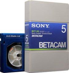 Sony Betacam BCT-5G