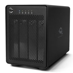 OWC  40TB ThunderBay 4 Dual Thunderbolt 2 RAID-Ready Solution