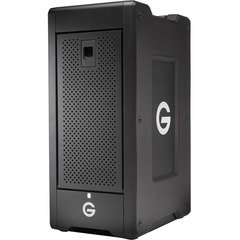G-Technology 24TB G-SPEED Shuttle XL with ev Series Bay Adapters TB3