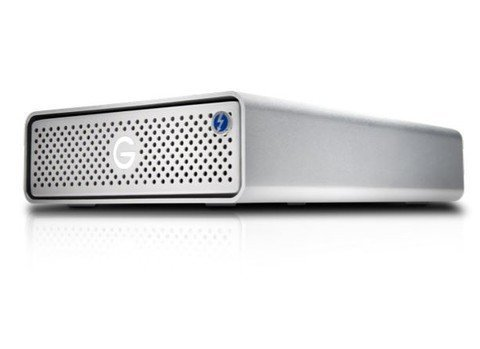 G-Technology 6TB G-DRIVE with Thunderbolt 3 and USB-C Copy