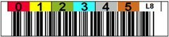 Tri-Optic LTO8 Horizontal Label