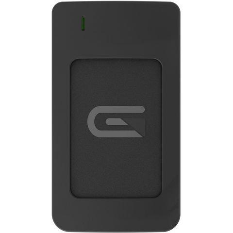 Glyph 4TB AtomRAID SSD, USB C (3.1, Gen2)/ USB 3.0/Thunderbolt 3, Black Copy