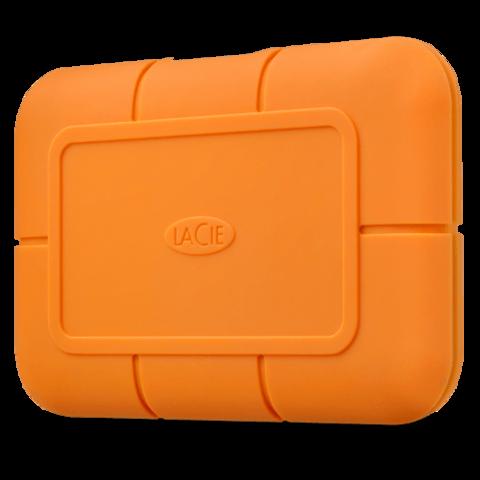 LaCie 500GB Rugged Thunderbolt USB-C SSD Copy