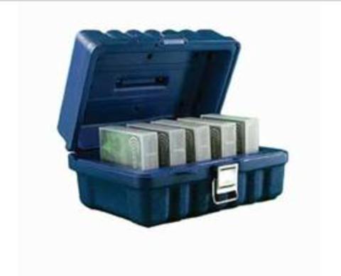 Turtle LTO-5 Capacity Case - Blue