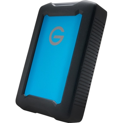 G-TECHNOLOGY, ARMORATD, 5TB, USB-C, RUGGED, ALL-TERRAIN DRIVE
