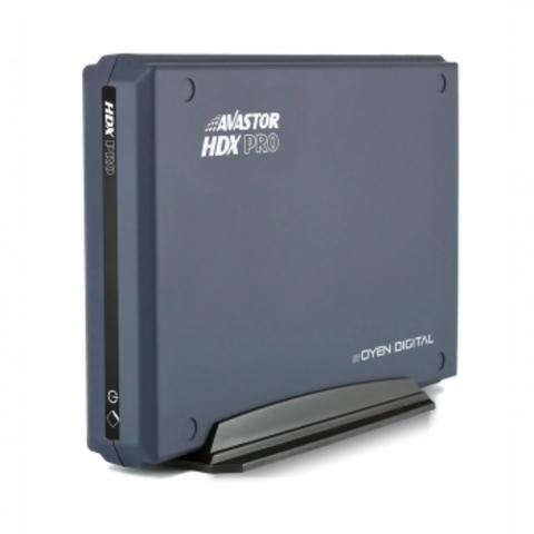 Avastor HDX-C-2TB-LB-HDX PRO with 2TB in LockBox