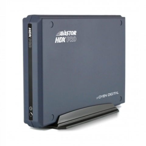 Avastor HDX-C-6TB-LB-HDX-PRO with 4TB in LockBox