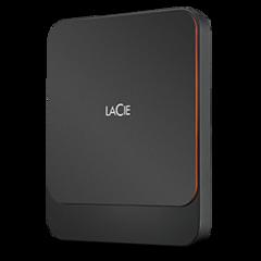 LACIE, PORTABLE SSD, 1TB, USB 3.1 TYPE C