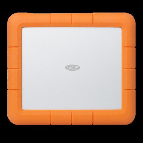 LACIE, RUGGED RAID SHUTTLE, 8TB, USB 3.1, TYPE C