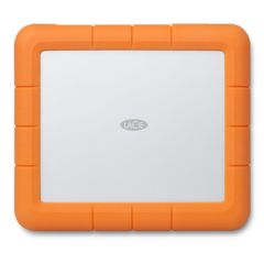 LACIE, RUGGED RAID SHUTTLE, 8TB, USB 3.1, TYPE C