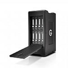 G-TECHNOLOGY, G-SPEED, SHUTTLE XL, 80TB, THUNDERBOLT 3, 8 BAY, HDD CAPACITY