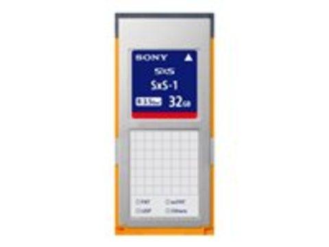 Sony SXS-1 32GB G1 Memory Card