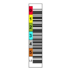 Tri-Optic LTO8 Vertical Label
