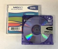 HHB MD80 80 Minute Audio MiniDisc