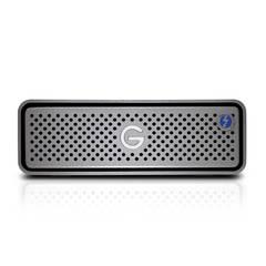 SANDISK PROFESSIONAL, G-DRIVE PRO, 4TB, USB C, THUNDERBOLT 3, SPACE GREY