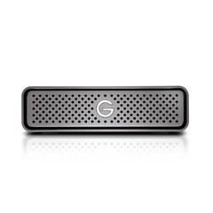 Sandisk Professional, G-Drive Pro, 6TB, USB C, Thunderbolt 3, Space Grey
